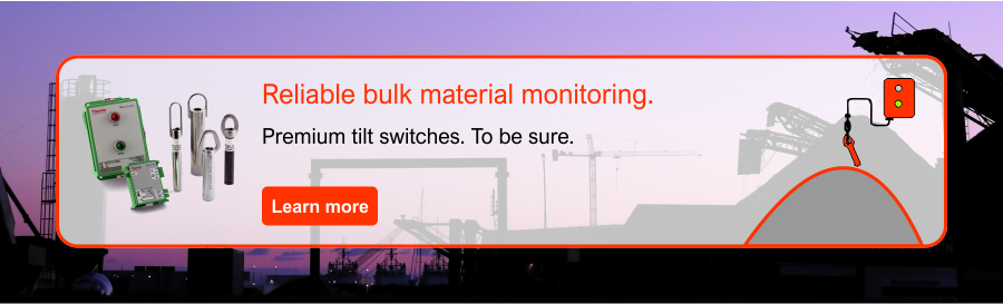 Reliable bulk material monitoring.