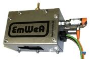 Optische Bandwaage FLO-3D II