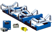 EmWeA beltscale | belt weigher | belt feeder scale